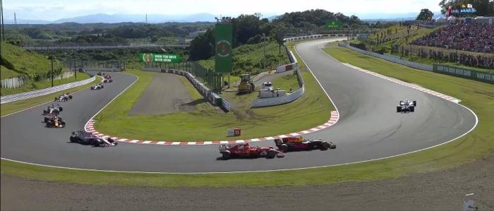 Супер гонки Формулы1